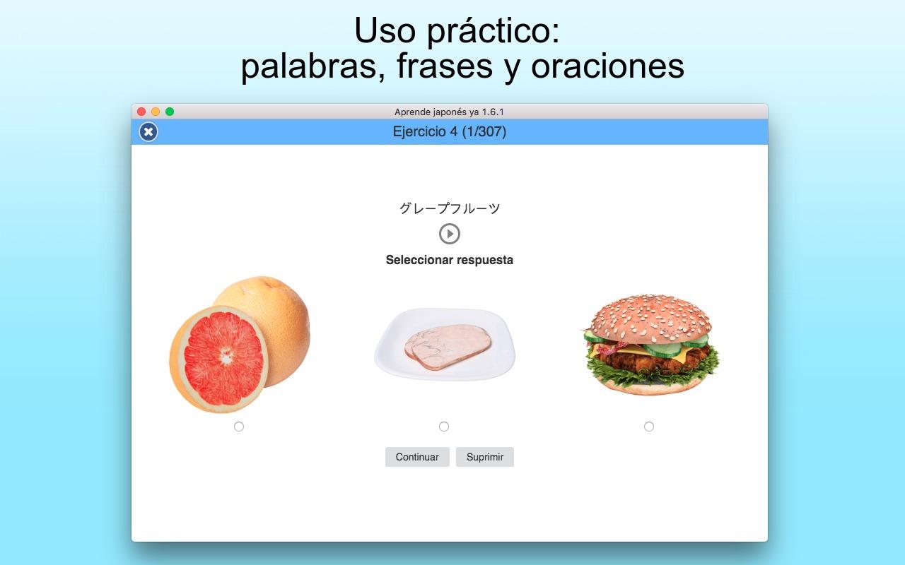 Aprende japonés ya