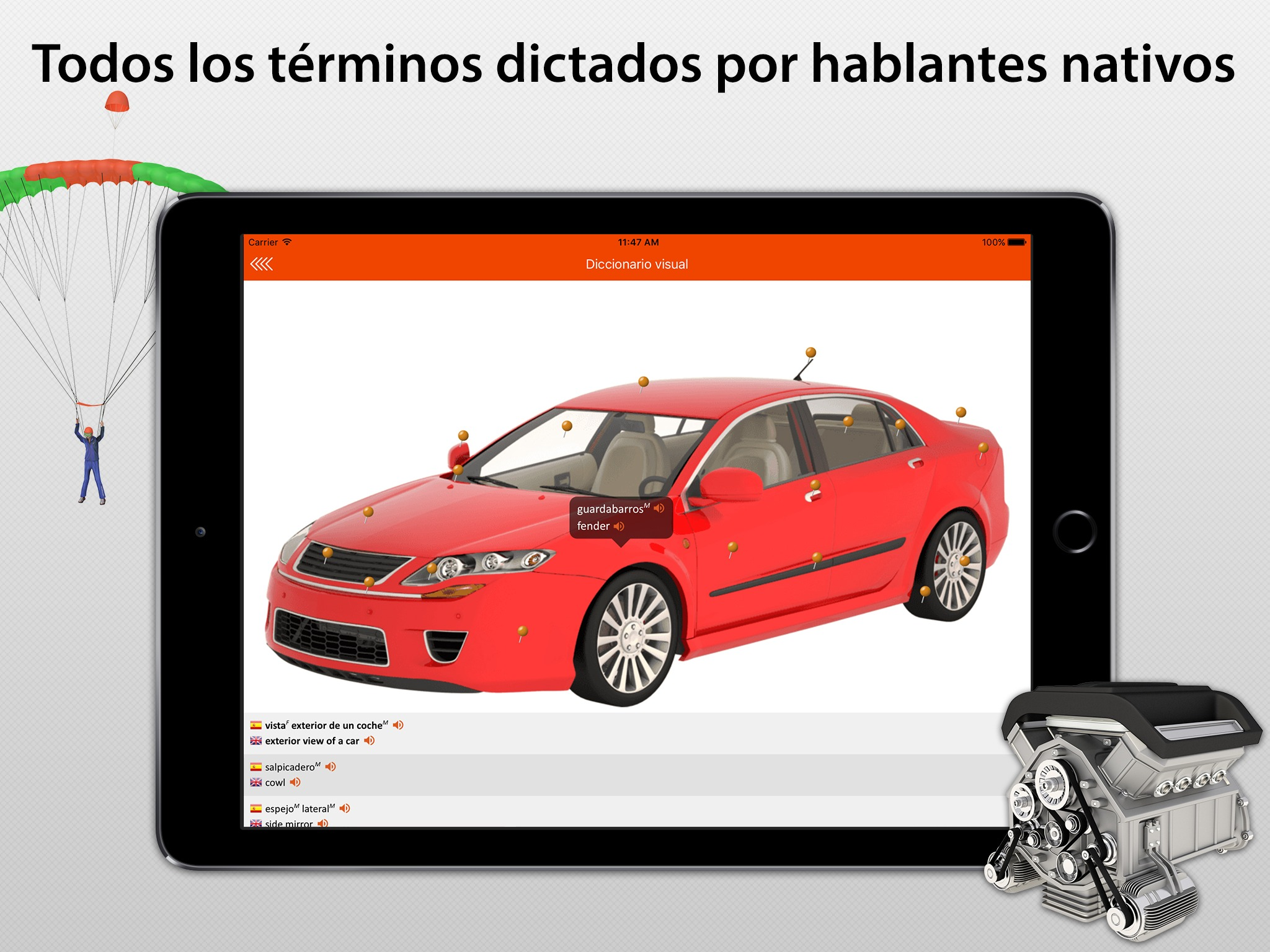 Diccionario visual JOURIST